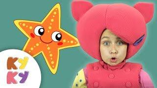 МОРСКАЯ ФИГУРА ЗАМРИ - КУКУТИКИ - Детская песня про животных