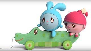 Малышарики: Все серии про Вежливость - сборник детских мультиков