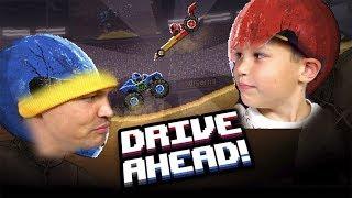 Морочим головы противникам в Drive Ahead