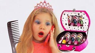 Диана Ждёт Гостей и делает макияж!