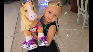 День рождения Алисы! Летим в Дубай! Подарок на день рождения!