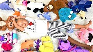 Видео для детей про ИГРУШКИ и куклу РЕБОРН Алиса