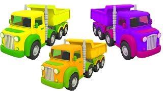 Лева - Собираем грузовик