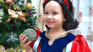 Алиса в костюмах ПРИНЦЕСС ДИСНЕЯ Disney Princess costume Развлечения для детей на праздник