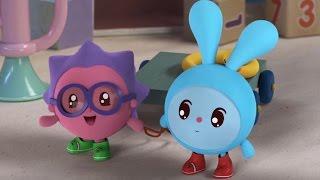 Малышарики  - Сапожки - серия 53 -  обучающие мультфильмы для малышей