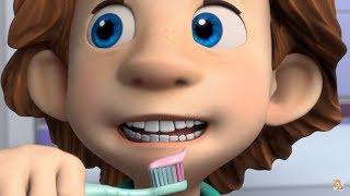 Фиксики -  Зубная паста