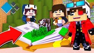 КОРОВА КОТОРАЯ ЕСТ В КНИГЕ? КАК ЭТО СТРОИТЬ за 2, 5 МИНУТЫ? Minecraft