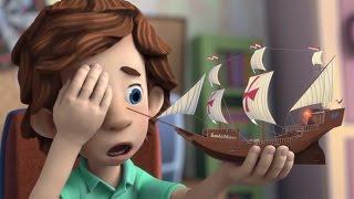 Фиксики - Узлы  Познавательные мультики для детей