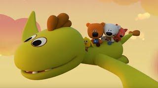 Ми-ми-мишки - Цыпа и динозавры.   . Серия 23