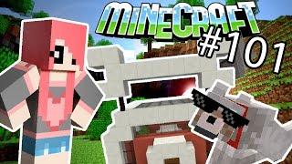 Minecraft - КАК СДЕЛАТЬ НОВЫЕ ДОМИКИ ДЛЯ ЖИВОТНЫХ (Серия 101)