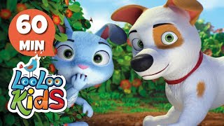 Bunny Hop - Educational Songs for Children LooLoo Kids