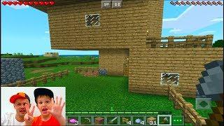 Minecraft МАКС НЕ НУБ