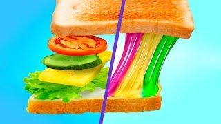 Радужная еда для единорога – 8 идей
