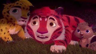 Лео и Тиг - Красный олень - Серия 6