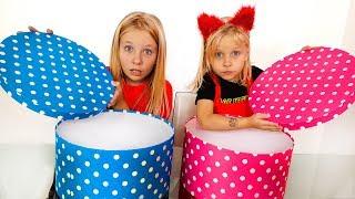 Дети празднуют 4 миллиона подписчиков