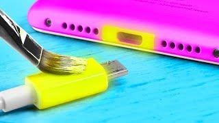 8 полезных лайфхаков для телефона