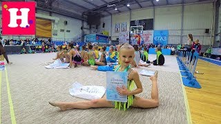 ТРАВМА на Турнире по Художественной гимнастике Черноморский Бриз 2018