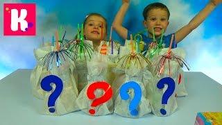 СОК ЧЕЛЛЕНДЖ от Кати и Макса угадай вкус сока пробуем тыквенный и др. вкусы Kids JUICE Challenge