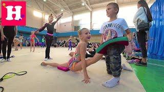 Международный турнир по художественной гимнастике Breeze 2018 г.Одесса