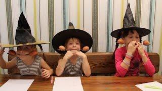 Челлендж не урони ЯИЦА Игры с яицами  для детей