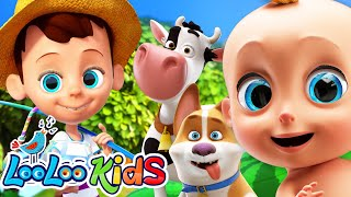Kids Song Collection with Johny Johny from LooLoo KIDS Nursery Rhymes and Childrens Songs
