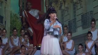Диана Анкудинова (Diana Ankudinova) - Jodel time Выступление в Лужниках