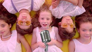 Песня Насти Ангелочка - Nastya Little Angel Song (Official Music Video)