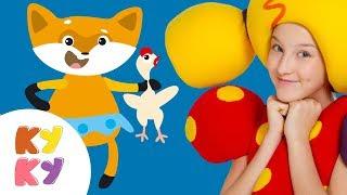 КУКУТИКИ - КОЛОБОК - Песенка сказка для детей и малышей