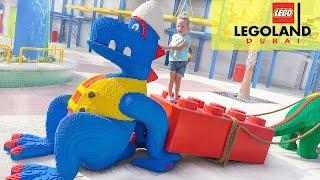 Леголенд Парк Развлечений для детей