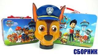 Сюрпризы Щенячии патруль - редкие игрушки.