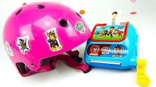 Щенячий патруль игрушка принтер наклеек для детей