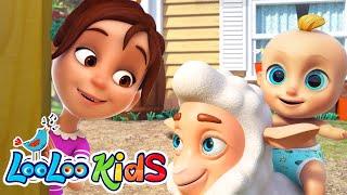 Little Bo Peep LooLoo KIDS Nursery Rhymes and Childrens Songs