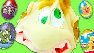 Сюрпризы из говорящей головы - Игрушки для детей
