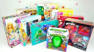 Выбираем Игрушки и игровые наборы для распаковки