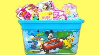 Игрушки и сюрпризы для детеи. Игрушкин ТВ детскии канал