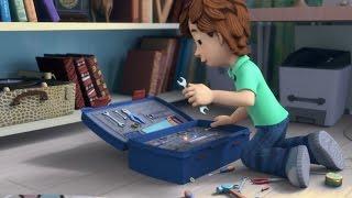 Фиксики - Инструменты  Познавательные мультики для детей