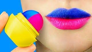 Бальзамы для губ из сладостей - 10 рецептов