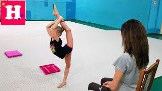 Индивидуальная тренировка. МАСТЕРСТВО с обручем. Художественная гимнастика