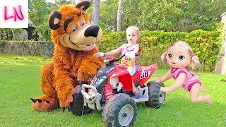 Маша и Медведь - Новый скутер Новая серия мультфильма Смотреть бесплатно Новые серии Маша и Медведь