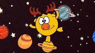 Смешарики: Наука для детей - Все о космосе и звёздах. Сборник
