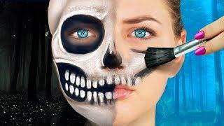 16 лайфхаков для Хэллоуина. Декор костюмов своими руками