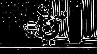 Наука для детей - Галактики и параллельные миры  Смешарики Пинкод - Баранка