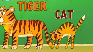 Развивающие мультфильмы - Английский язык для малышей
