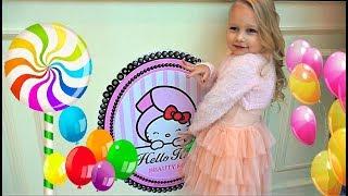 День рождения Алисы в Дубаи