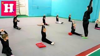 ВЛОГ. 1 день из жизни Николь. Художественная гимнастика  Танцы  Плавание  Детский садик.