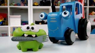 РАЗВИВАЙКА - Синий трактор и Ам Ням
